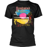 Hawkwind: Warrior on the edge of time (black)