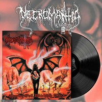 Necromantia /'Scarlet Evil Witching Black/' T-Shirt NEW /& OFFICIAL!