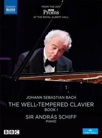 Bach, Johann Sebastian: The well-tempered clavier, book I