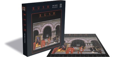 Rush : Moving Pictures