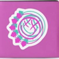 Blink 182: Smiley pink (wallet)