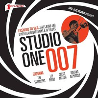 V/A: Studio one 007: Licensed to Ska
