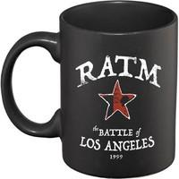 Rage Against The Machine: Battle star