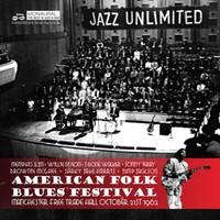 V A American Folk Blues Festival Live In Manchester 1962