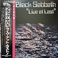 Black Sabbath : Live At Last
