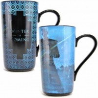 Game of Thrones: Winter is coming (heat changing mug)