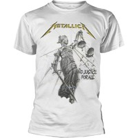 Metallica: And justice for all (white)