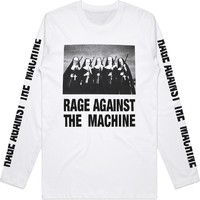 Rage Against The Machine: Nuns and guns