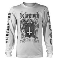 Behemoth: The satanist (white)