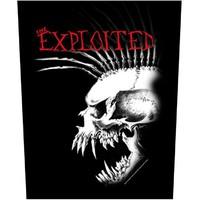 Exploited: Bastard skull (backpatch)