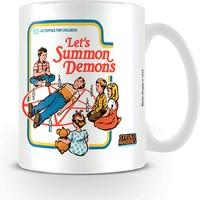 Steven Rhodes: Let's summon demons (mug)