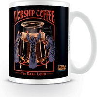 Steven Rhodes: Worship coffee (mug)
