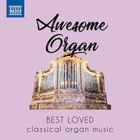 V/A: Awesome organ - best loved classical organ music