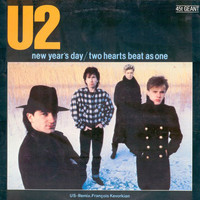 U2: New Year's Day / Two Hearts Beat As One