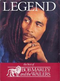 Marley, Bob: Legend - The Best Of Bob Marley & The Wailers