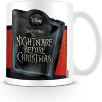 Nightmare Before Christmas: Jack banner (mug)