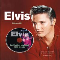 Heatley, Michael: Elvis (+cd)