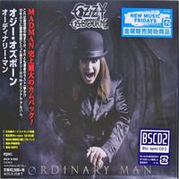 Osbourne, Ozzy : Ordinary man
