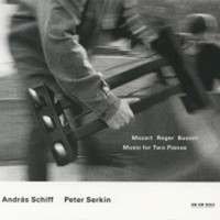 Schiff / Serkin: Music for 2 pianos