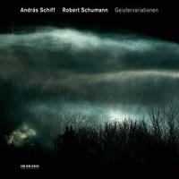 Schiff, Andras: Robert schumann - geistervariationen