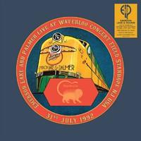 Emerson, Lake & Palmer: Live at waterloo field, stanhope, new jersey, u.s.a., 31st july