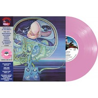 Clearlight Symphony: Clear light  symphony -opaque pink vinyl