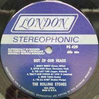 Rolling Stones: Out Of Our Heads