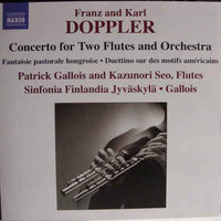 Doppler, Franz: Music For Flutes And Orchestra