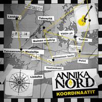 Nord, Annika: Koordinaatit