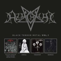 Azaghal: Black Terror Metal Vol.1