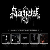 Sargeist: Black Devotion Will Let the Devil In