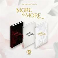 Twice: More & more