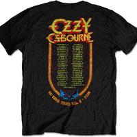 Osbourne, Ozzy: Bat Circle