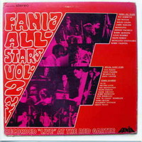 Fania All Stars: Live at the Red Garter vol.2