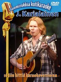 Karjalainen, J.: Karaoke DVD