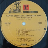 Captain Beefheart: Trout Mask Replica