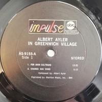 Ayler, Albert: In Greenwich Village