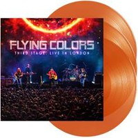 Flying Colors : Third Stage: Live in London
