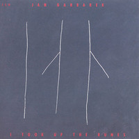 Garbarek, Jan: I took up the runes  - digipak -