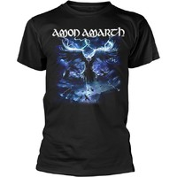 Amon Amarth: Raven's flight (black)