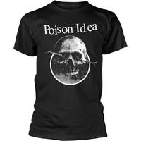 Poison Idea: Skull logo