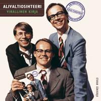 Alivaltiosihteeri: Alivaltiosihteeri virallinen kirja (5 cd)