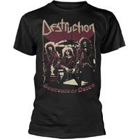Destruction: Sentence of death vintage
