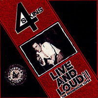 4 Skins: Live And Loud!! (The Bridgehouse Tapes)