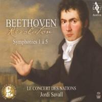 Beethoven, Ludwig van: Symphonies Nos. 1 - 5