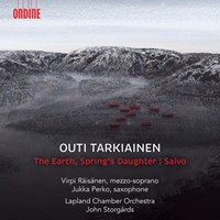 Tarkiainen, Outi: The Earth, Spring's Daughter; Saivo