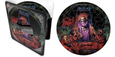 "Death: Scream bloody gore (7"" 72 piece jigsaw puzzle)"