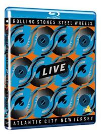 Rolling Stones : Steel Wheels Live