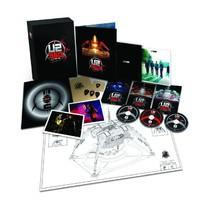 U2: 360 tour at the Rosebowl -super deluxe box