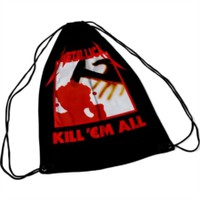 Metallica: Metallica kill 'em all (draw string)